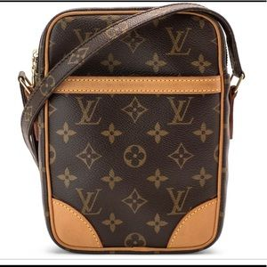 Louis Vuitton Danube Monogram crossbody